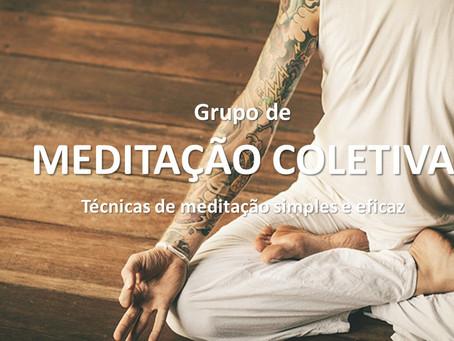 Sobre a Meditação Coletiva!