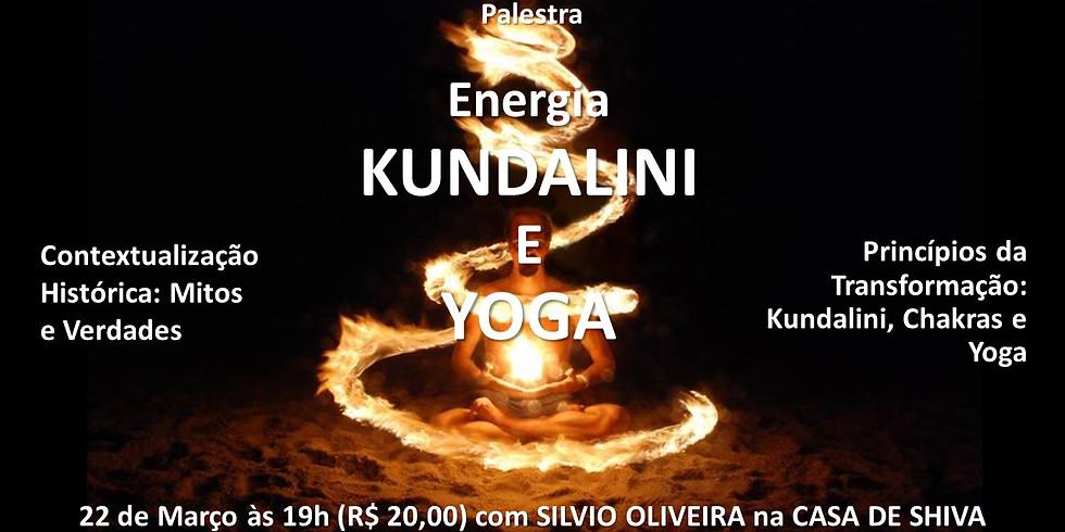 Palestra Energia Kundalini e Yoga