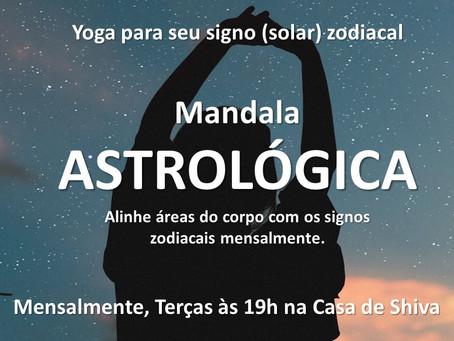 Sobre as Aulas de Yoga para o seu Signo Zodiacal