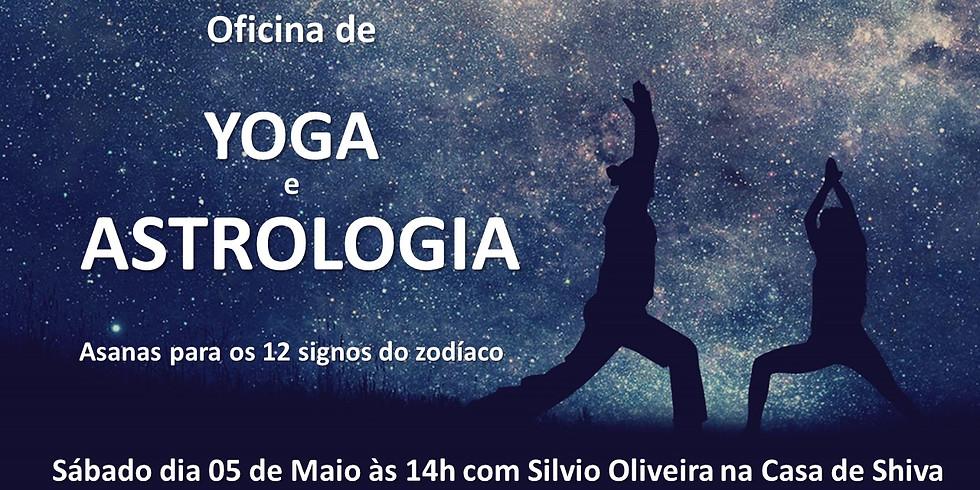 Workshop de Yoga e Astrologia