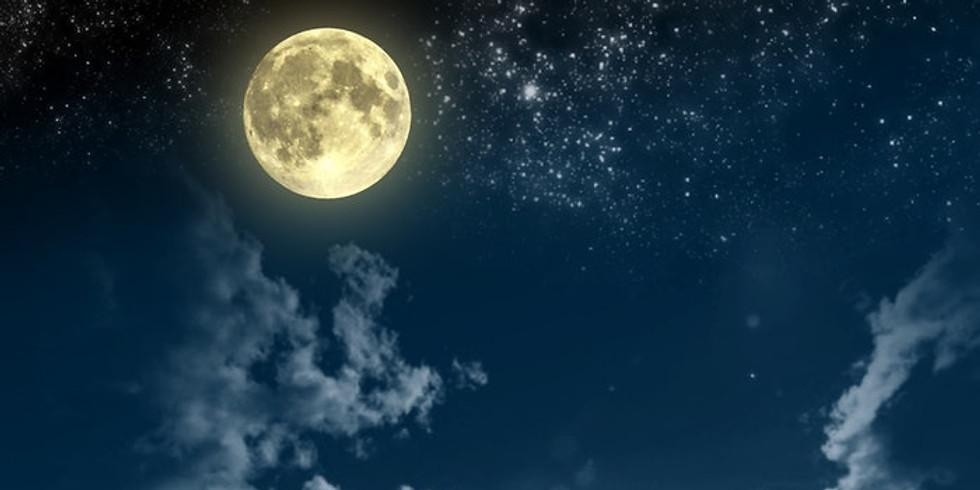 Meditação da Lua Cheia de Agosto