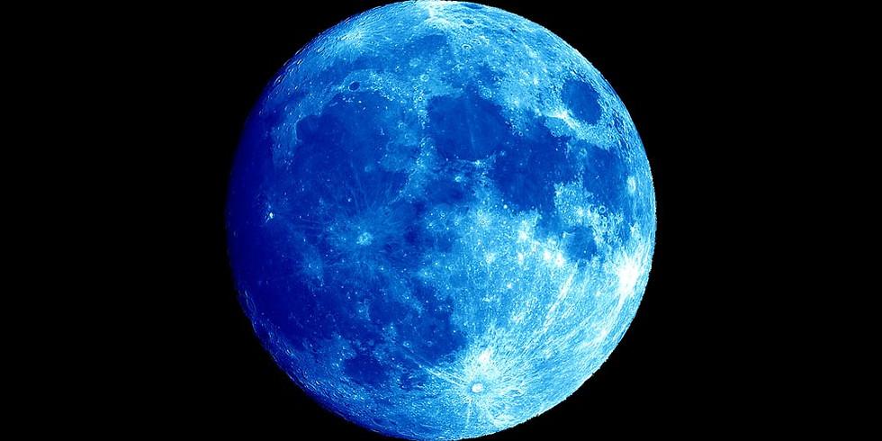 Meditação da Lua Azul de Março