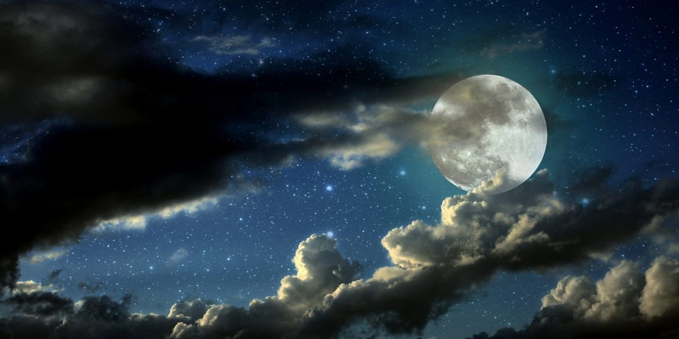 Meditação da Lua Cheia de Abril