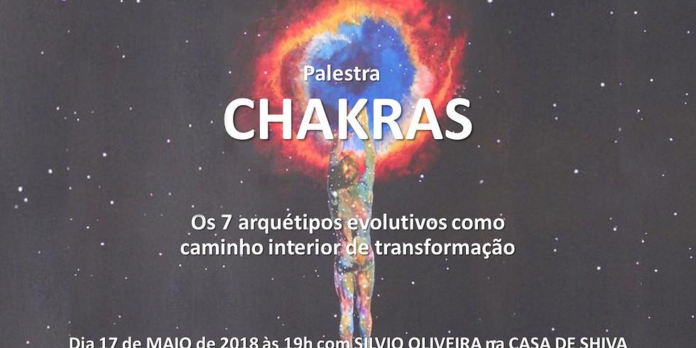 Palestra Chakras e seus Arquétipos (1)