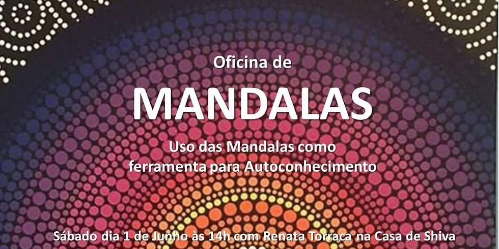 Oficina de Mandalas