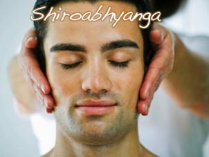 Shiroabhyanga
