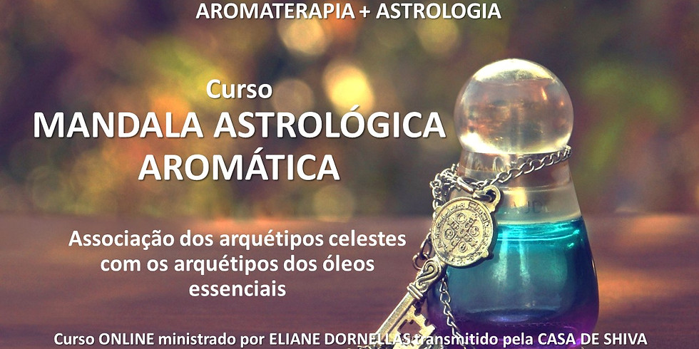 Curso Mandala Astrológica Aromática
