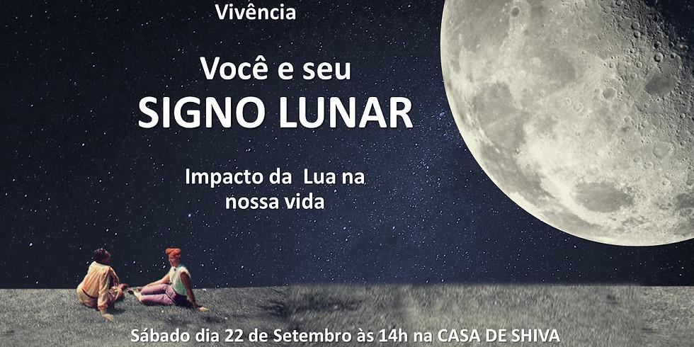 Vivência: Você e seu Signo lunar
