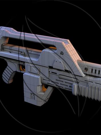 M41A Pulse Rifle (Alien)