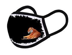 """Grange Black Face Mask """"Tiger"""""""