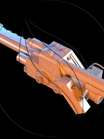Proton gun