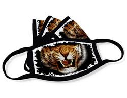 """Grange Black Face Mask """"Tiger mouth"""""""