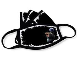 "Grange Black Face Mask ""Black bear"""