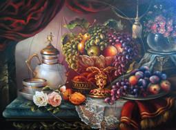 """""""Fruit"""" Still Life Painting"""