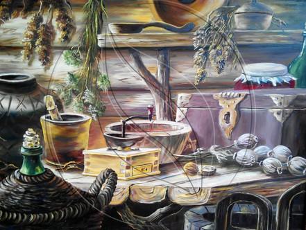 Painting Still life