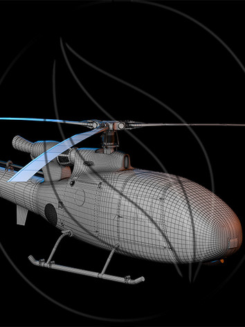 Helicopter Gazelle