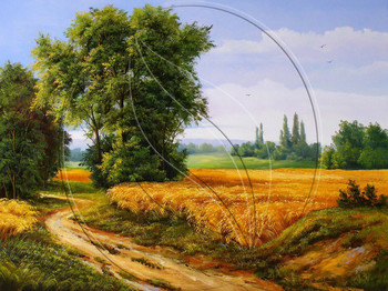 Natural landscape Artwork