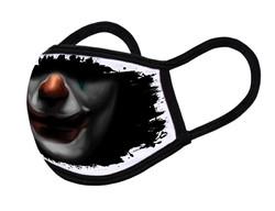 """Grange Black Face Mask """"Joker mouth"""""""