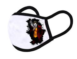 """White Face Mask """"Joker"""""""