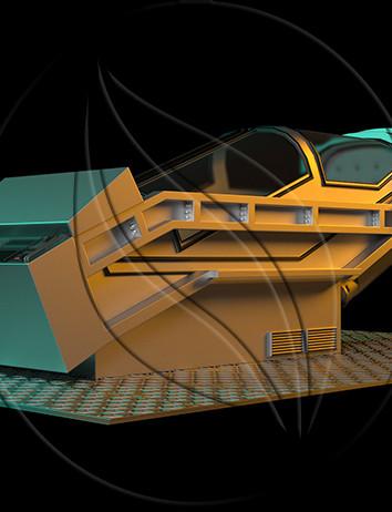 Hyper sleep chamber (Aliens)