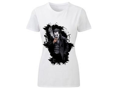 T-Shirt «Joker (b&w)»