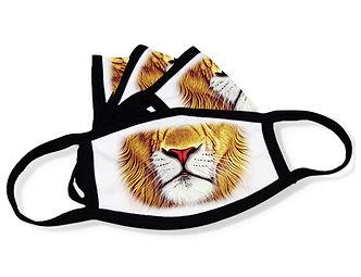 lion mouth_white masks.jpg