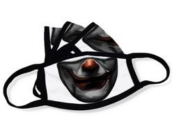 """White Face Mask """"Joker mouth"""""""