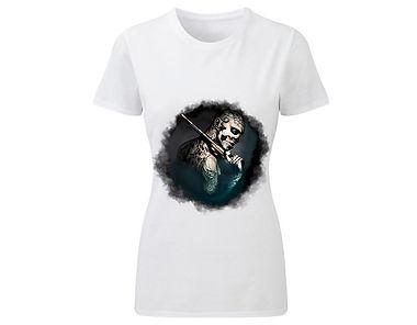 T-Shirt «Zombie boy - Rick»