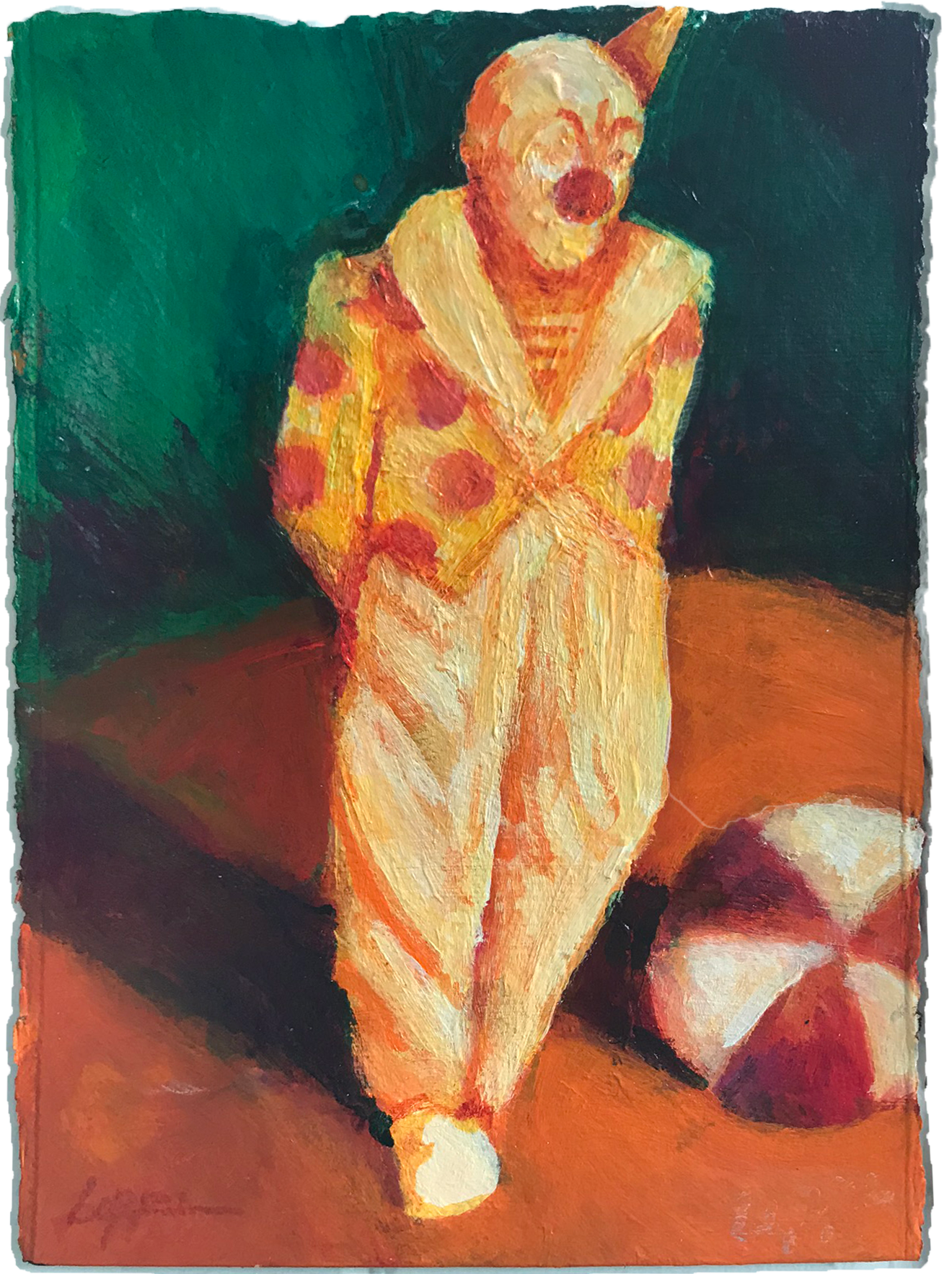 Lonely Clown