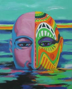 Face as Canvas