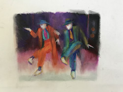 Zoot Suits / SOLD