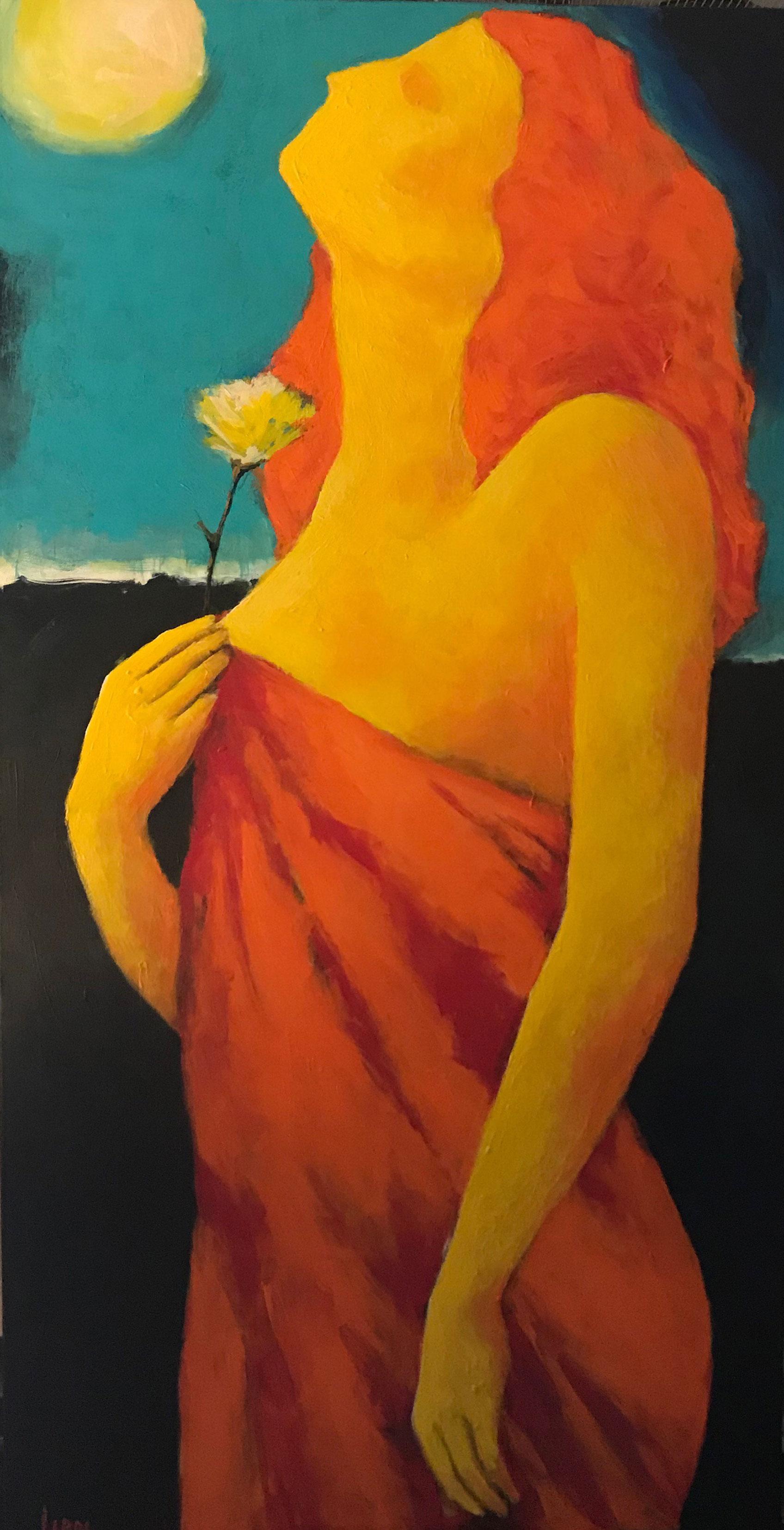 Femme de Fleur