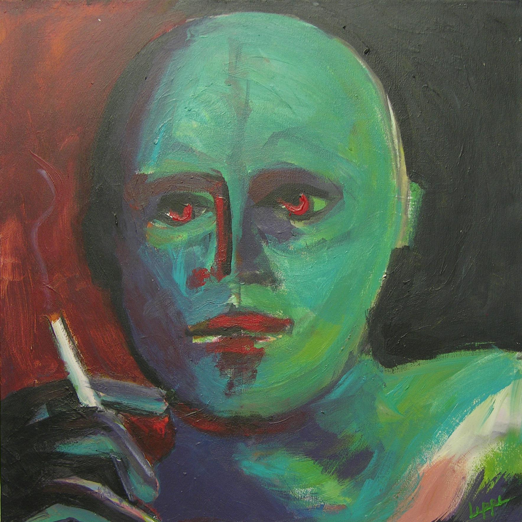 green-man