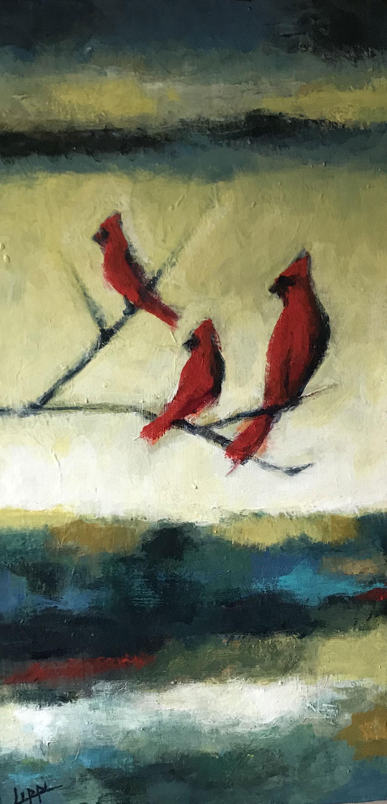 Cardinals / SOLD