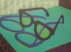Fake Glasses / SOLD
