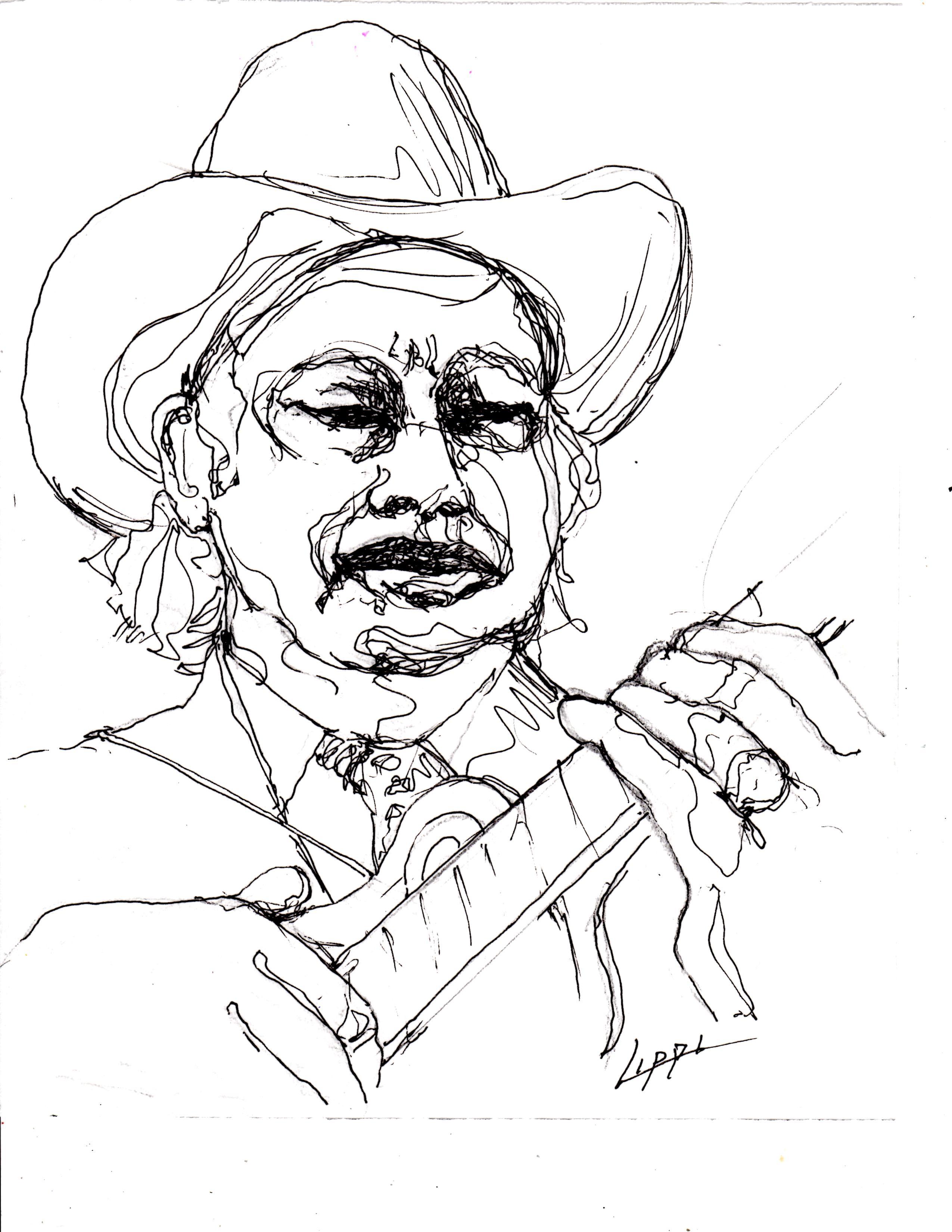 sketch 1914