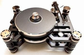 Turntables come in all shapes and sizes, and prices.