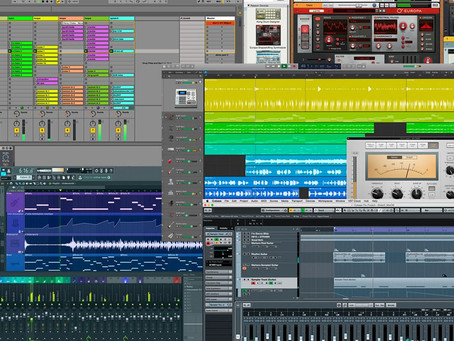 DAW software for recording