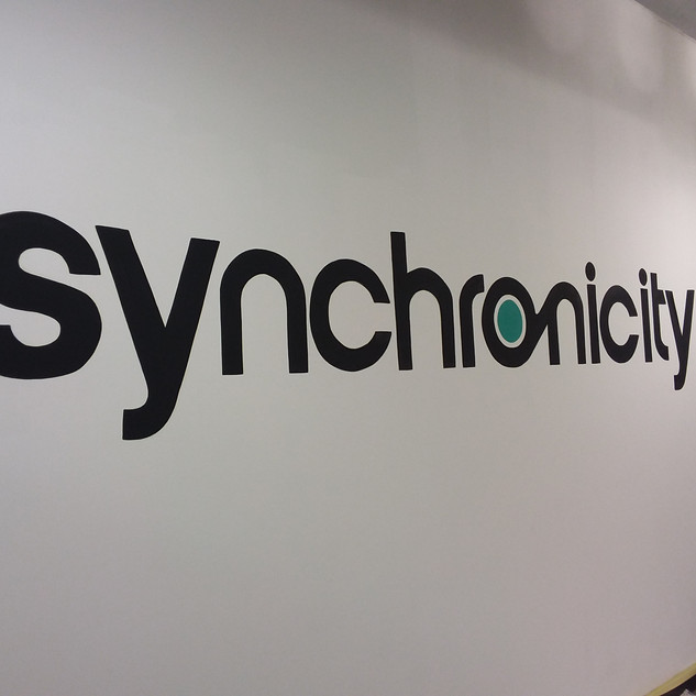 Synchronicity Films / Boardroom Logo