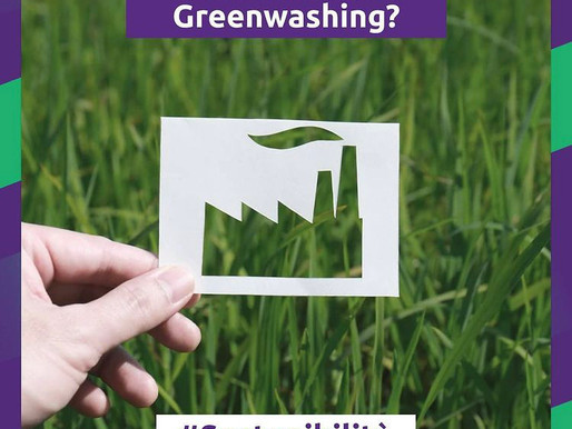 Greenwashing? Non ci appartiene