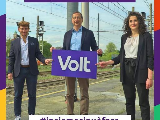 Volt Milano alle #Elezioni2021