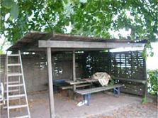 Pavillonbau 2003