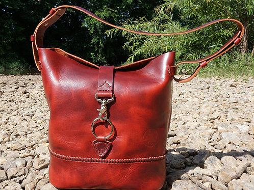 Emira Bucket Crossbody with Wallet