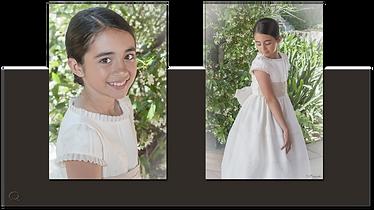 Ejemplo de EnQuadre con dos Fotos Verticales