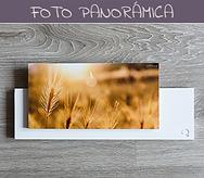 Cuadro artesana con fotografía panorámica