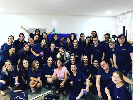 Treinamento Escola Sunny Side International School