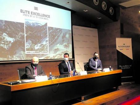 Elite Excellence aterriza en el Principado de Andorra.