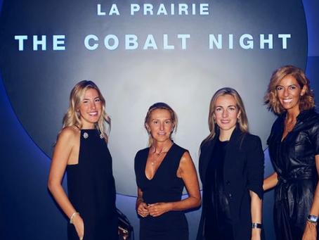 """The cobalt night"""