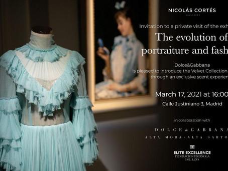 """La exposición """"The Evolution of Portraiture and Fashion"""" en colaboración con Dolce & Gabanna"""