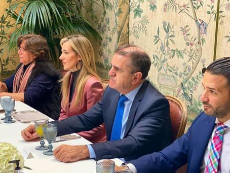 Un brunch académico para profesionales del sector del lujo con el apoyo del Gobierno de Madrid